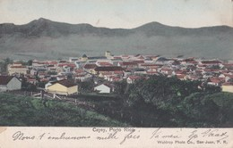 Carte 1908 ILE PORTO RICO / CAYEY - PORTO RICO - Etats-Unis