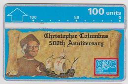 #03 - GIBRALTAR-02 - COLUMBUS - 207A - Gibraltar