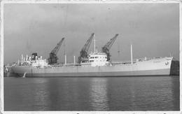 CPSM (petit Format) - Bateau - Cargo Pluviose - Cargos