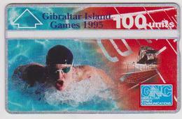 #03 - GIBRALTAR-03 - SWIMMING - 605L - Gibraltar