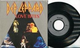 Def Leppard - 45t Vinyle - Love Bites - Hard Rock & Metal