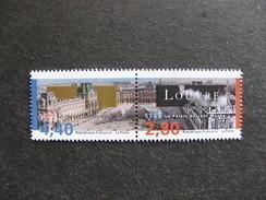 TB Paire N° 2851 Et N° 2852, Neufs XX. - France