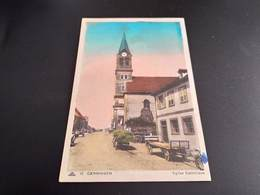 CPA (67). Oermingen,  église  (H2050). - France