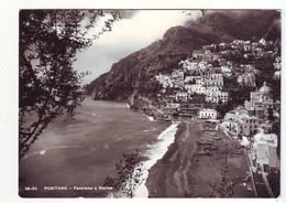 CPSM  - POSITANO - Panorama E Marina - Salerno