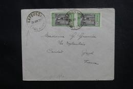 CAMEROUN - Enveloppe De Bafoussam Pour La France En 1928, Affranchissement Plaisant - L 50486 - Cameroun (1915-1959)