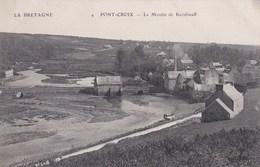 Carte 1915 PONT CROIX / LE MOULIN DE KERIDREUFF - Pont-Croix