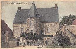 Saint Gondon    :  Le Prieuré ( Traces)     ////   JANV. 20 ///   BO. 45 - France