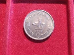 HONG KONG 1 DOLLAR 1970 - Hongkong