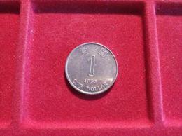 HONG KONG 1 DOLLARS 1995 - Hong Kong