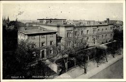 Cp Halle An Der Saale, Frauenklinik Der Univ. Kliniken - Allemagne