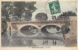 Saint Gondon       ////   JANV. 20 ///   BO. 45 - France