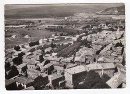 26-Avion Au-dessus De DONZERE-Le Champ De Mars Et Vue Sur Le Barrage-scans Recto-verso - Donzere