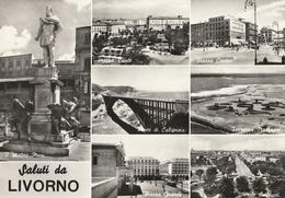 Saluti Da LIVORNO - Livorno