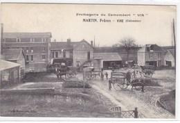 "Calvados - Fromagerie Du Camembert ""Vir"" - Martin, Frères - Vire - Vire"