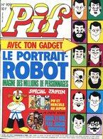 """Pif Gadget N°909 D'août 1986 -  BD Tarao : """"le Menhir De L'épouvante"""" - Libros, Revistas, Cómics"""