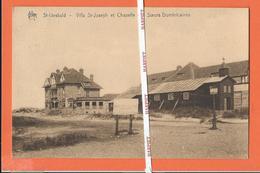 St-IDESBALD  -   Villa St-Joseph Et Chapelle Des Soeurs Dominicaines - Koekelare