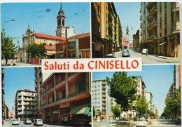 Saluti Da CINISELLO - Vedute - Cinisello Balsamo