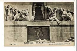 52777 - BARTHOLDI DETAIL DU MINUMENT AUX MORTS - France