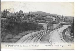 SAINT CLOUD - Les Coteaux - Le Pont Senart - Saint Cloud