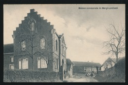 MAISON COMMUNALE DE BORGT LOMBEEK - België