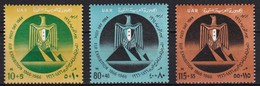 EG252 – EGYPTE – EGYPT – 1964 – POST DAY SET – SG # 786/88 MNH – 17,50 € - Ongebruikt