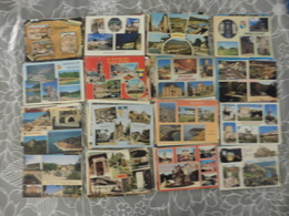 LOT   DE  269 CARTES  POSTALES  MULTIVUES DE FRANCE - Ansichtskarten