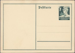Germany 1934 - 6+4 Pf. Deutsche Nothilfe GA-Postkarte (Mi. P253) Postal Stationery Card. - Stamped Stationery