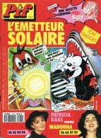 Pif Gadget N°1164 De Juillet 1991 Avec Le Poster Double-page De Yannick Noah - Exemplaire Neuf - Lots De Plusieurs BD