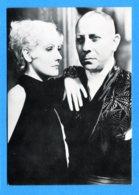 OLI082, Repro, Greta Garbo E Erich Von Stroheim, Come Tu Mi Vuoi, 1932 , GF, Non Circulée - Actors