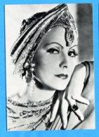 OLI084, Repro, Greta Garbo, Mata Hari, 1931 , GF, Non Circulée - Actors