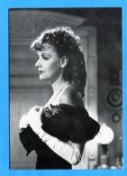 OLI085, Repro, Greta Garbo, Anna Karenina, 1935 , GF, Non Circulée - Actors