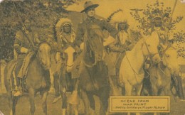 """Indian Movie """"WAR PAINT"""" , 1910s - Indiani Dell'America Del Nord"""