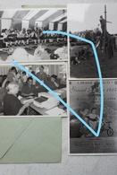 Photox4 BRAINE L'ALLEUD Waterloo 1994 Grand Rallye 1815 - Places
