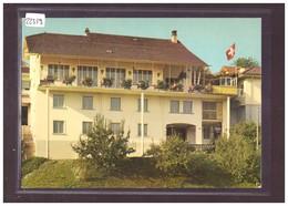 FORMAT 10x15cm - LE BOUVERET - HOTEL BELLEVUE - TB - VS Valais