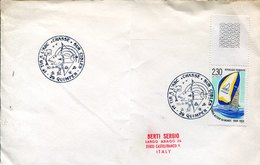 50347 France, Special Postmark Quimper  1990 Chasse,,  Archery - Tiro Con L'Arco