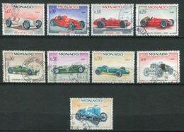 16331 MONACO N°708/21°sauf 708/9,714,716,718 25è. Grand Prix Automobile De Monaco   1967  TB - Gebruikt