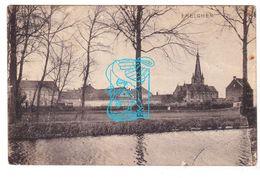 PK Emelgem Izegem - Legerpost 1924 A Soldaat Emiel Carette V Lievin Ghekiere / Kanaal Roeselare Leie M Zicht Op Het Dorp - Izegem
