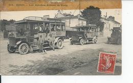 LES AUTOBUS AVENUE DE PARIS  Carte Moy - Rueil Malmaison