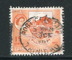 TRINITE ET TOBAGO- Y&T N°203- Oblitéré - Trinité & Tobago (1962-...)