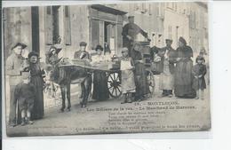 MONTLUCON   Le Marchand De Marrons 1906 - Montlucon