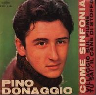 PINO DONAGGIO - FRENCH EP COME SINFONIA + 3 - Vinyles