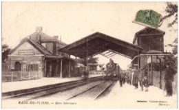 62 RANG-du-FLIERS - Gare Intérieure - Autres Communes