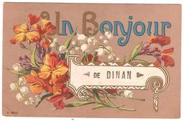 UN BONJOUR DE DINAN. - Dinan