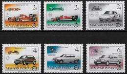 FERRARI 1986 HONGRIE RENAULT NEUF** MNH - Automovilismo