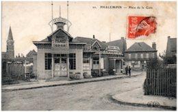 59 PHALEMPIN - Place De La Gare - France