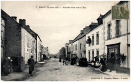 44 QUILLY - Grande Rue Vers L'Est - Frankrijk