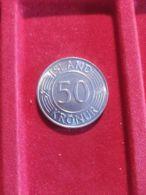 ISLANDA 50 KRONUR 1973 - Islanda