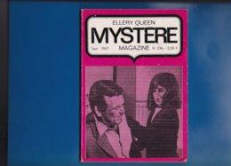 """"""""""" ELLERY  QUEEN  """"""""  Mystére  Magazine  --  Sept. 1967  --  N° 236  .... - Opta - Ellery Queen Magazine"""