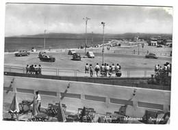 2316 - SASSARI PLATAMONA SPIAGGIA ANIMATA 1960 - Sassari