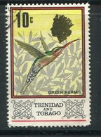 TRINITE ET TOBAGO- Y&T N°236- Oblitéré (oiseaux- Colibris) - Trinité & Tobago (1962-...)